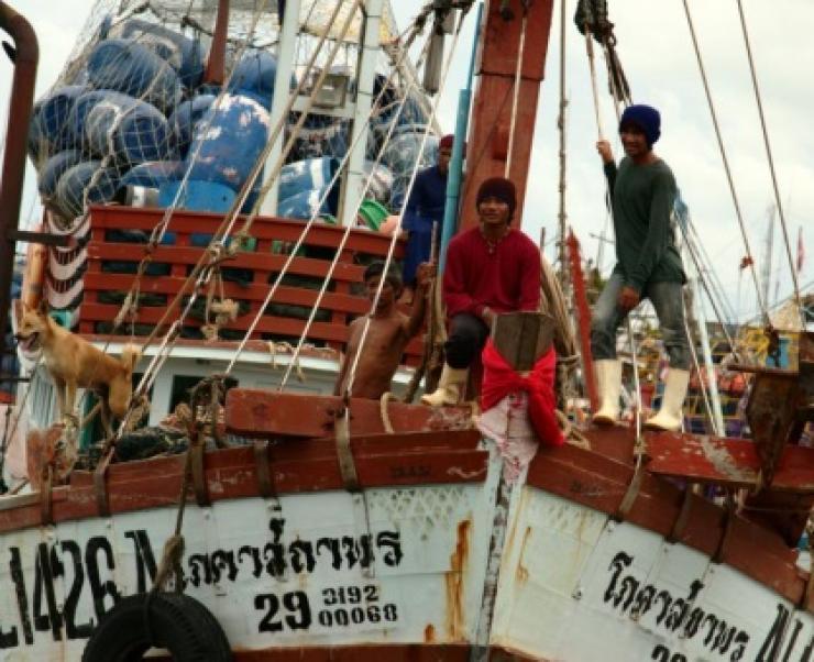 Ngư dân Thái Lan dọa biểu tình lớn vì IUU