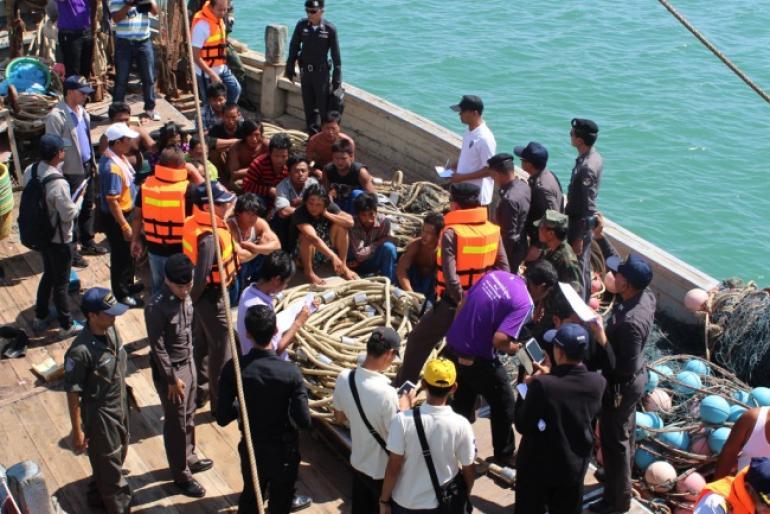 Thái Lan đối mặt với thử thách lớn trong nỗ lực chống khai thác bất hợp pháp
