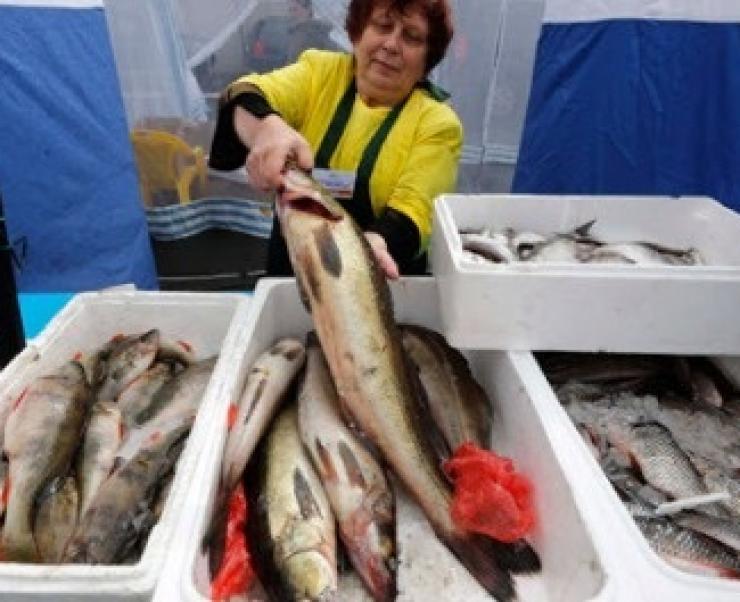 Xuất khẩu thủy sản của Nga sang Mỹ tiếp tục tăng